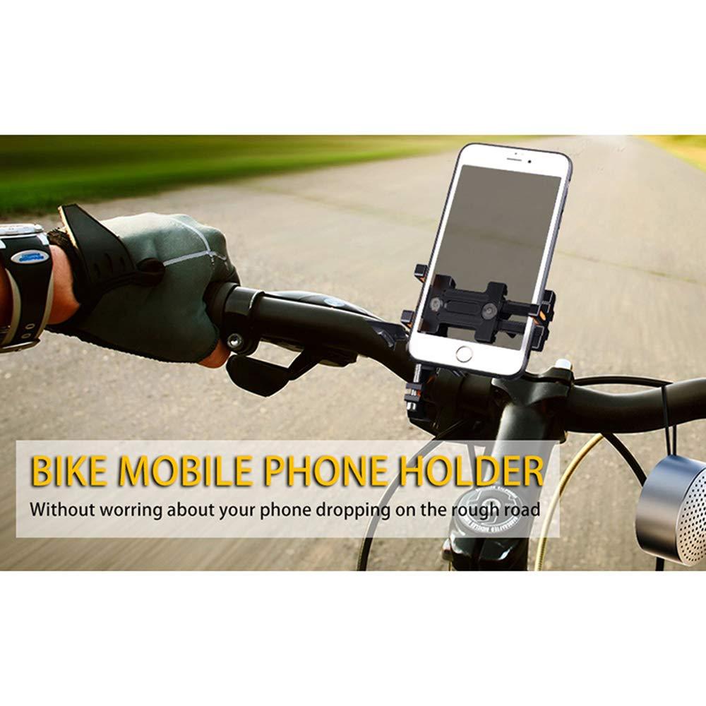 HJUN Montaje del Teléfono De La Bici Bicicleta De Carretera ...