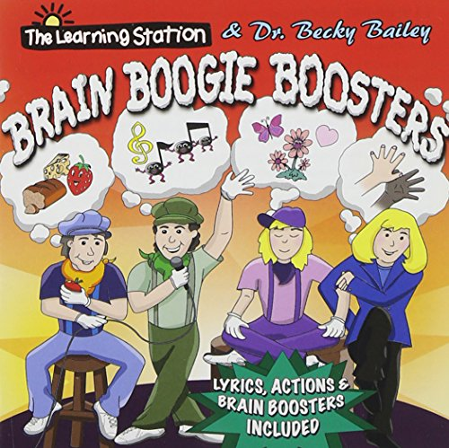 Price comparison product image Brain Boogie Boosters