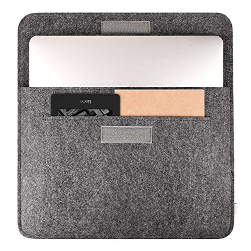 Inateck13.3インナーケースMacbookAir2012-2017/MacBookProRetina2012-2015/12.9inchiPadPro2015-2017ウルトラブック/ネットブック用プロテクターケース