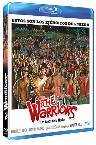 The Warriors BD 1979 [Blu-ray]