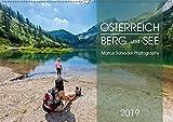 Österreich Berg und See