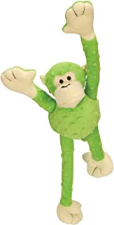 Quaker GoDog Deluxe Dog Toy Monkey Tug with Chew Guard Technology!