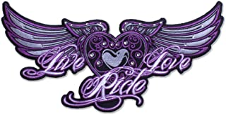 ladies of harley patch