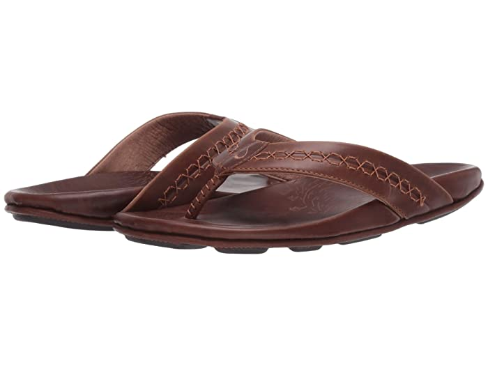 Honoli'i  Shoes (Toffee/Toffee) Men's Sandals