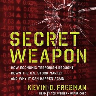 Secret Weapon cover art