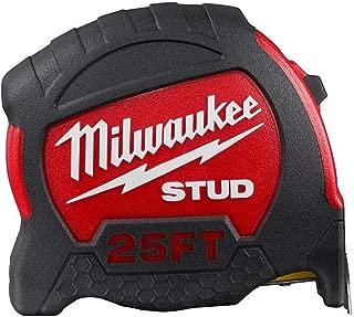Milwaukee Stud Tape Measure 25'