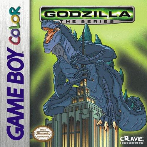 Crave Entertainment Godzilla: La serie / Juego