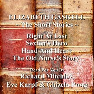 Elizabeth Gaskell cover art