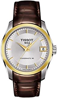 Tissot Casual Watch For Women Analog Leather - T035.207.26.1092.24