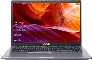 Asus Vivobook X409JA-EK070T Laptop (Slate Gray) - Intel i5-1035GI 1.0 GHz, 4GB RAM, 512GB SSD, Intel UHD Shared, 14 inches,Windows 10, Eng-Arb-KB
