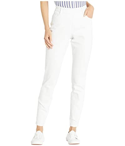 Jag Jeans Bryn Skinny Elite Colored Denim Jeans (White) Women