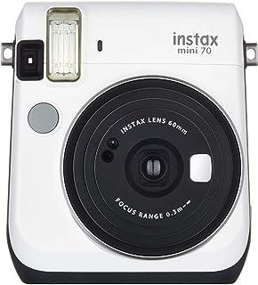 كاميرا التصوير الفورية انستاكس ميني 70 من فوجي فيلم - لون ابيض