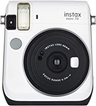 Fujifilm Instax Camera Mini 70 Camera - White