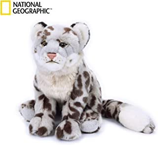 National Geographic Plush Penguin with Baby, Black