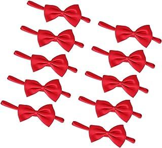 TOOGOO R Cravatta a Farfalla Smoking Farfallino Bowtie Cravatta per Gli Uomini