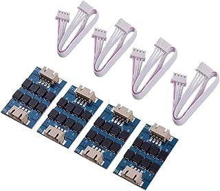 وحدة أددون دي تي ال سموثر بلس من ديكديل لسائقي المحرك الطابعة ثلاثية الأبعاد MK8 i3 مجموعة من 4 قطع