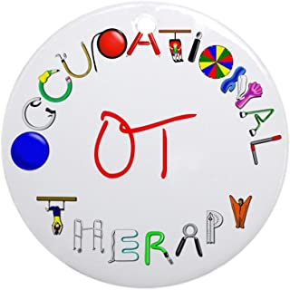 occupational therapy christmas ornament