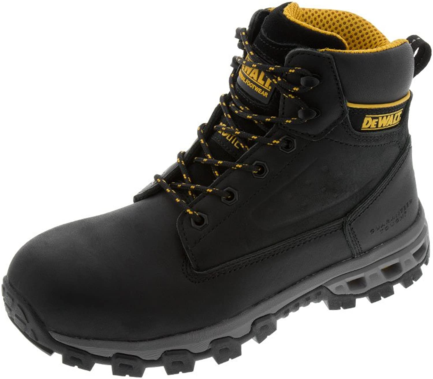 Dewalt Men's Halogen Aluminum Toe Full Grain Leather Work Boot, Style NO. DXWP10008