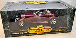 ERTL American Muscle Plymouth Prowler 1/18 Scale Die Cast Vehicle
