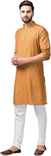 Fabindia Men's silk Kurta