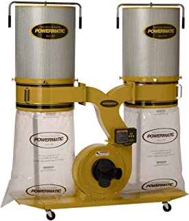 Powermatic PM1900TX-CK3 Dust Collector 3HP 3PH 230/460-Volt 2-Micron Canister Kit
