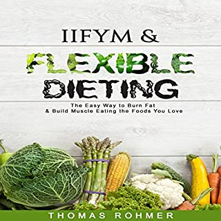 IIFYM & Flexible Dieting audiobook cover art