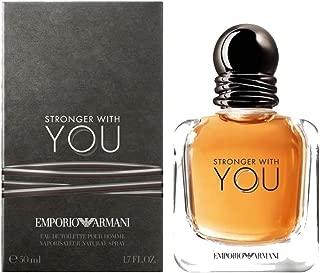 Giorgio Armani Stronger with you For - perfume for men - Eau de Toilette, 50ml