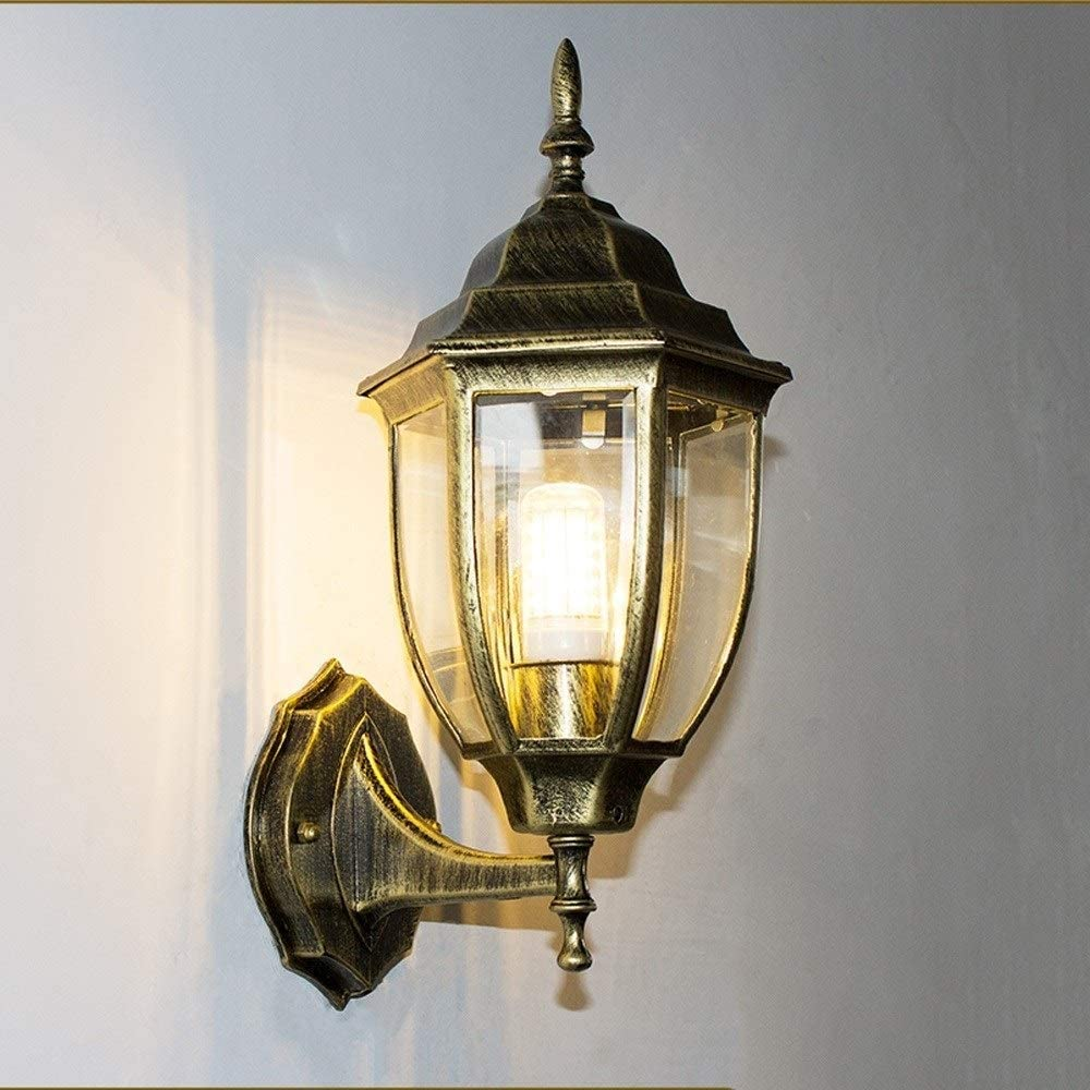 zichen Vintage Outdoor Wall Creative Sconc Lantern Columbus Mall In a popularity Exterior