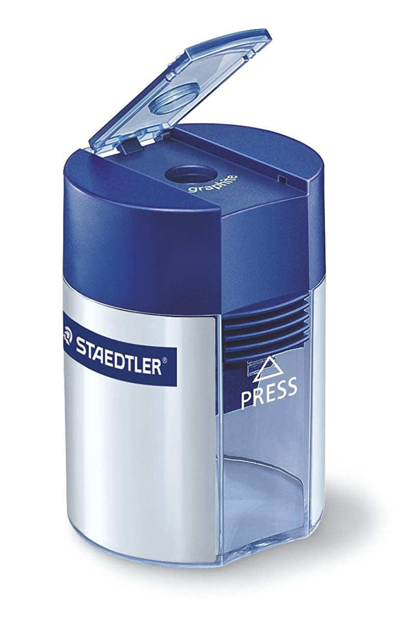 Staedtler Sharpener with Cover 1 Hole (511 001)