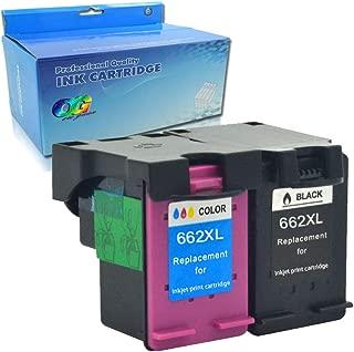 tinta para cartucho hp 662