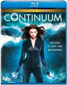 Continuum  Season 2 [Blu-ray]