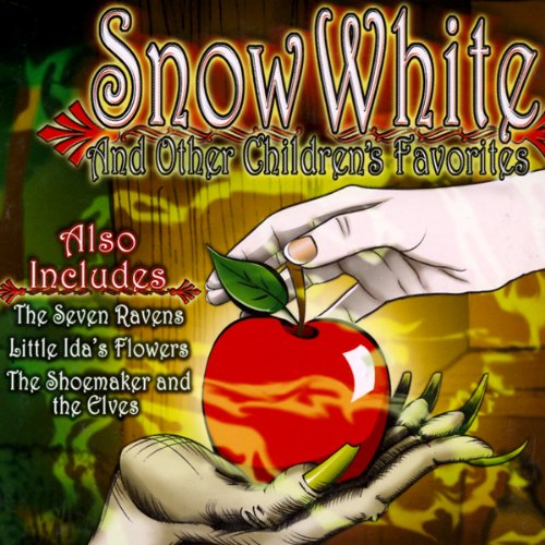Snow White audiobook cover art