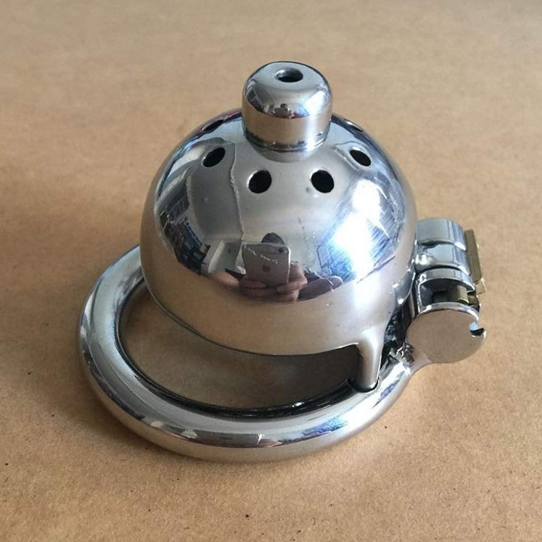 SLH Men's Metal Stainless Steel Virginity Lock Belt CB6000S Alternative Toys Soothing Fatigue Emotional