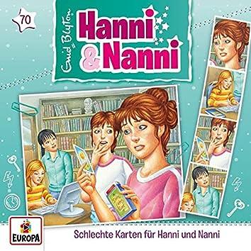 Folge 70: Schlechte Karten für Hanni und Nanni