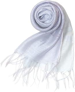 Confiance 母の日 レディース グラデーション ストール スカーフ シルク レーヨン UVケア 乾燥対策 クーラー対策 プレゼント