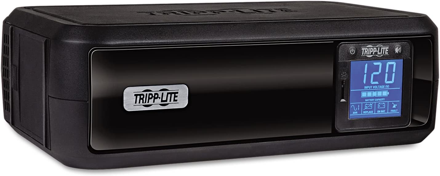 TRPSMART1000LCD - Tripp Lite SMART1000LCD Smart LCD 1000VA UPS 120V with USB
