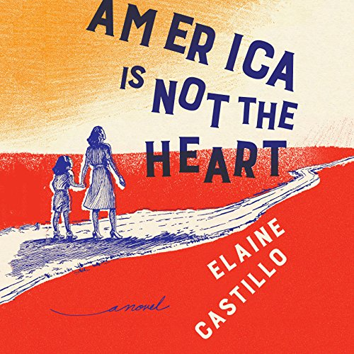 America Is Not the Heart audiobook cover art