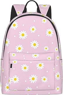 حقائب ظهر كاجوال خفيفة الوزن للمراهقين ، حقائب رياضية بسيطة متوسطة الاستخدام للنساء البالغين