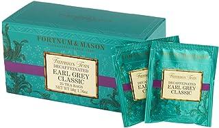 FORTNUM & MASON - Earl Grey Classic Entkoffeiniert DECAF - 3 x 25 Teebeutel gesamt:75 st