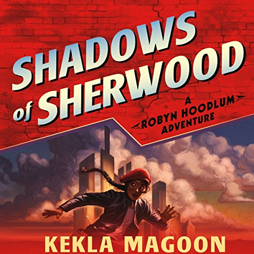 Shadows of Sherwood audiobook cover art