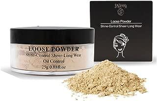 Sivanna Oil Control Loose Powder - 25Gm