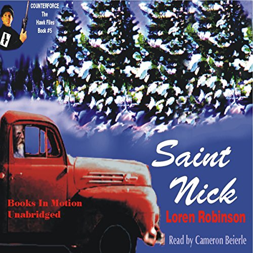 Saint Nick audiobook cover art