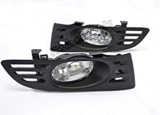 Best 2003 honda accord front bumper with fog lights Reviews