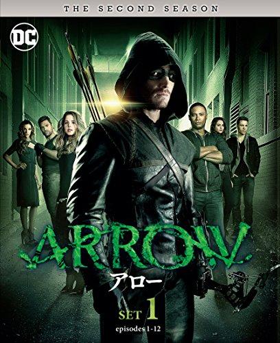 Stephen Amell - Arrow Season 2 (3 Dvd) [Edizione: Giappone] [Italia]