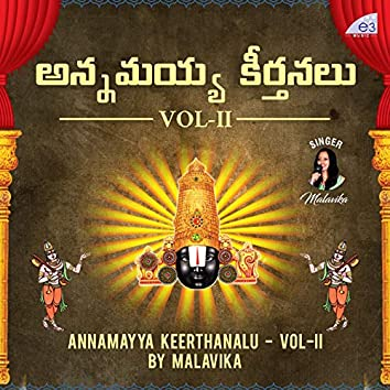 Annamayya Sankeerthanalu, Vol. II