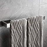 CCKOLE Toallero de anillo cepillado toallero toallero toallero de acero...