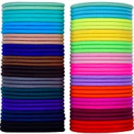 eBoot 69 Pieces Hair Bands Elastic Hair Tie
