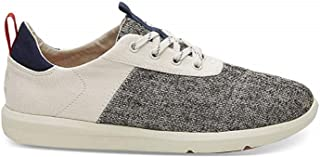 TOMS Men's Cabrillo Birch Technical Knit 13 D US Casual Shoe