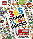 365 Things to Do with LEGO Bricks: With activity selector and timer