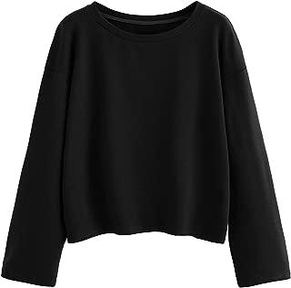 Best short cropped sweatshirt Reviews